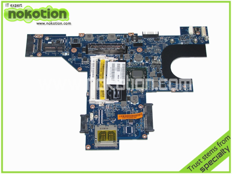 LA-5691P Laptop Motherboard for DELL LATITUDE E4310 INTEL CN-073MM6 NAL60 Intel I3-370M CPU Mainboard full tested