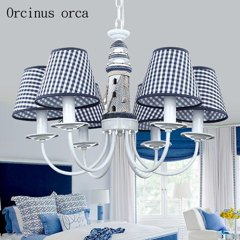Postmodern Creative Decorative  Chandeliers Nordic Designers Living Room Bedroom LED Chandelier Free Shipping