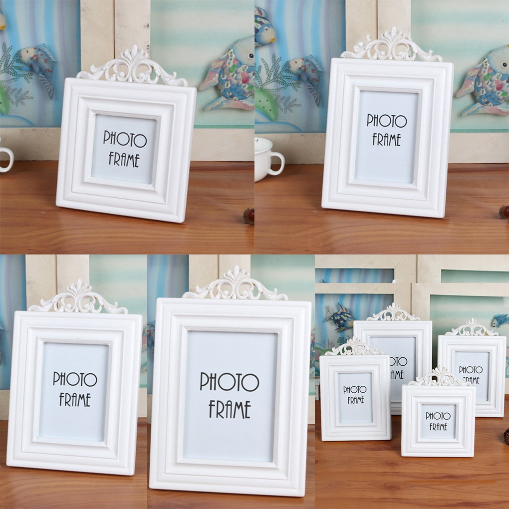 Home Decoration Wooden Photo Frames with Glass Surface Decorations 3 ...