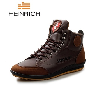 HEINRICH Leather Shoes Autumn/Winter