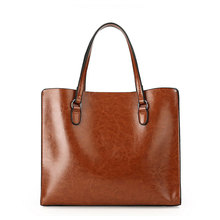 High-Quality PU Leather Vintage Bag