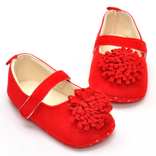 Baby Girls Spring Flower Shoes Toddler Infants Newborn Shoes Soft warm Autoum Sneakers Kids Cute First Walker