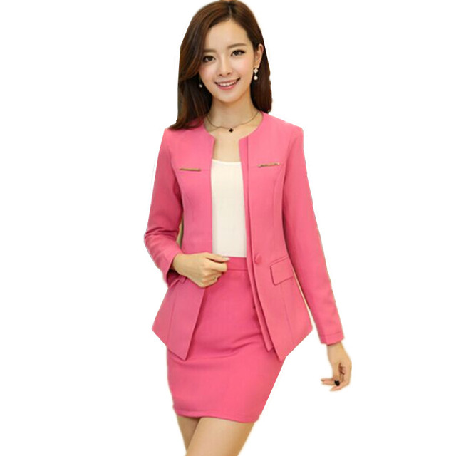 Female Skirt Suits 85