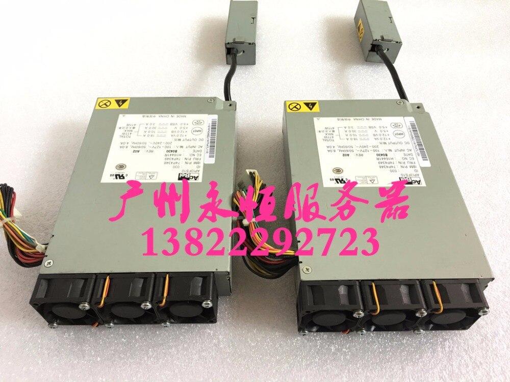 Emacro API3FS10, 74P4348, 73P4349 Server - Power Supply 411W PSU For eServer X325, X326M emacro fsp group inc fsp650 80glc server power supply 650w psu emacro sever computer 650w 100 240v 10 5a 50 60hz