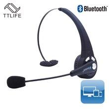 TTLIFE Bluetooth Casque Sans Fil Antibruit super bass Casque Avec Microphone pour iPhone Xiaomi Android fone de ouvido