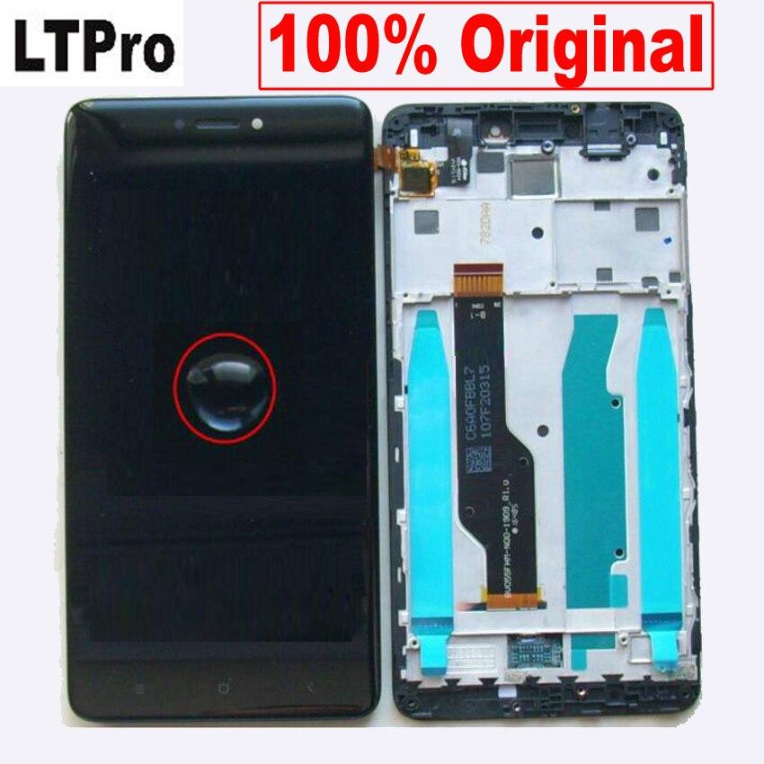 LTPro D'origine Meilleur Pour Xiaomi redmi note 4X note 4 Mondiale Snapdragon 625 écran lcd affichage ensemble de digitaliseur tactile avec cadre