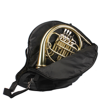 wholesale professional  Portable durable horn bags cases cover soft gig package Wind instrument padded backpack free shipping