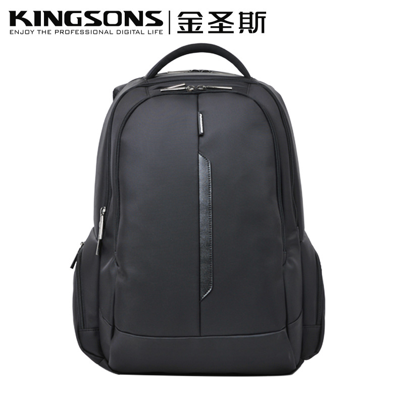 Kingsons New waterproof Shockproof Laptop bag for 15.6 notebook computer bag Business Casual Student Backpack free shipping kingsons waterproof bag computer bag student bag bag and backpack korean 15 inch