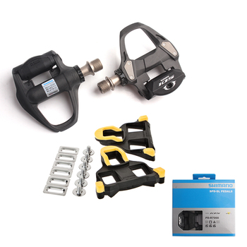 NEW SHIMANO 105 PD R7000 Carbon Road Bicycle SPD Pedals Self-Locking Bike Pedal with SH11 Cleats bicycle pedal