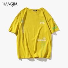 Harajuku Chinese Letters Printed T-shirts Men Summer Hip-hop Retro Cool Tshirt Tee Streetwear Graffiti Short Sleeve Tshirts все цены