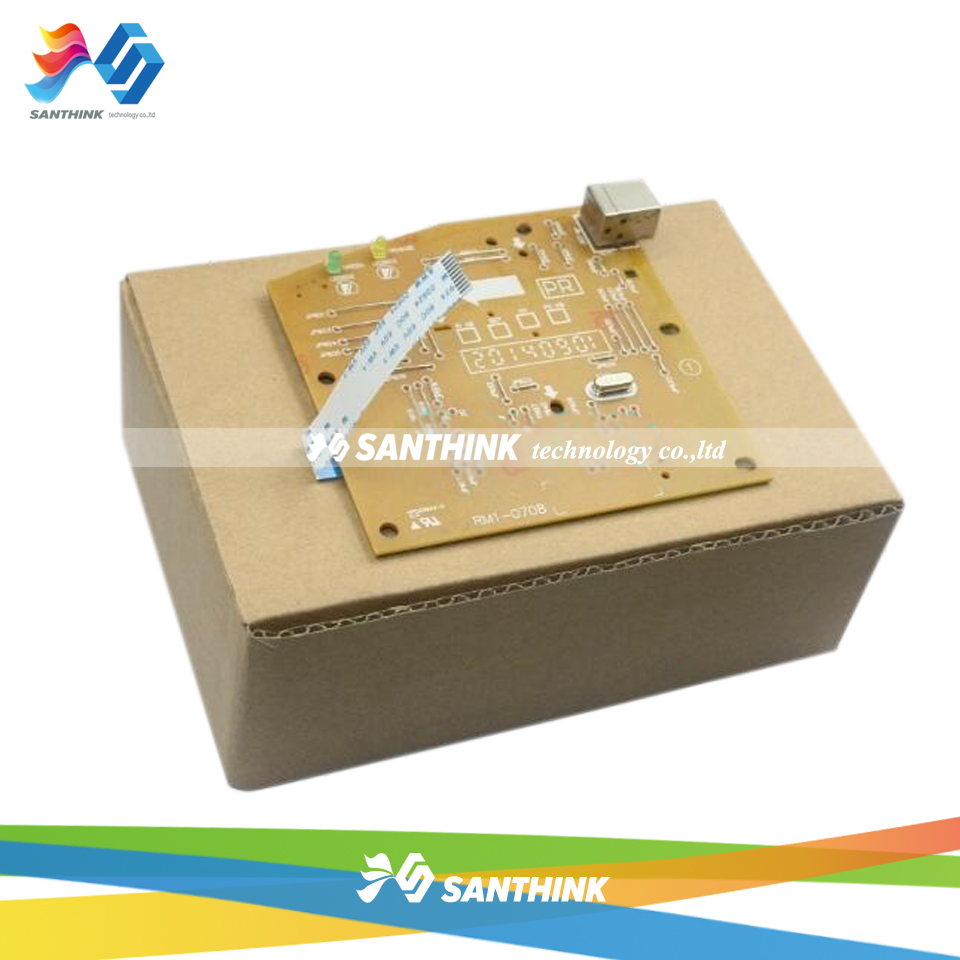 100% Original New Main Board For HP P1007 1007 HP1007 RM1-4607 Formatter Board Mainboard On Sale brand new printer mother board for hp 1007 main board hot sale in china