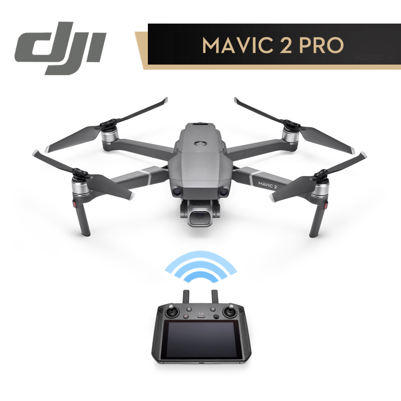 Dji Mavic 2 Pro Zoom Smart Controller Combo Customized Android System 5 5 Inch 1080p Display Comtroller Fpv Quadcopter Original Camera Drones Aliexpress