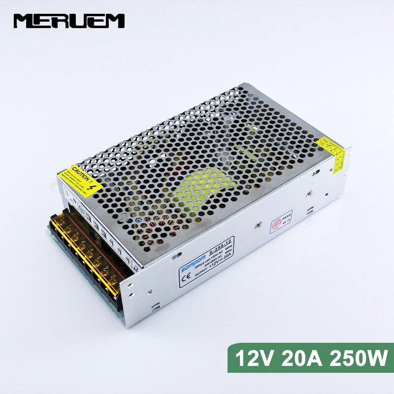Transformadores de Iluminação v-265 v para dc 12 Modelo Número : Ps-12v