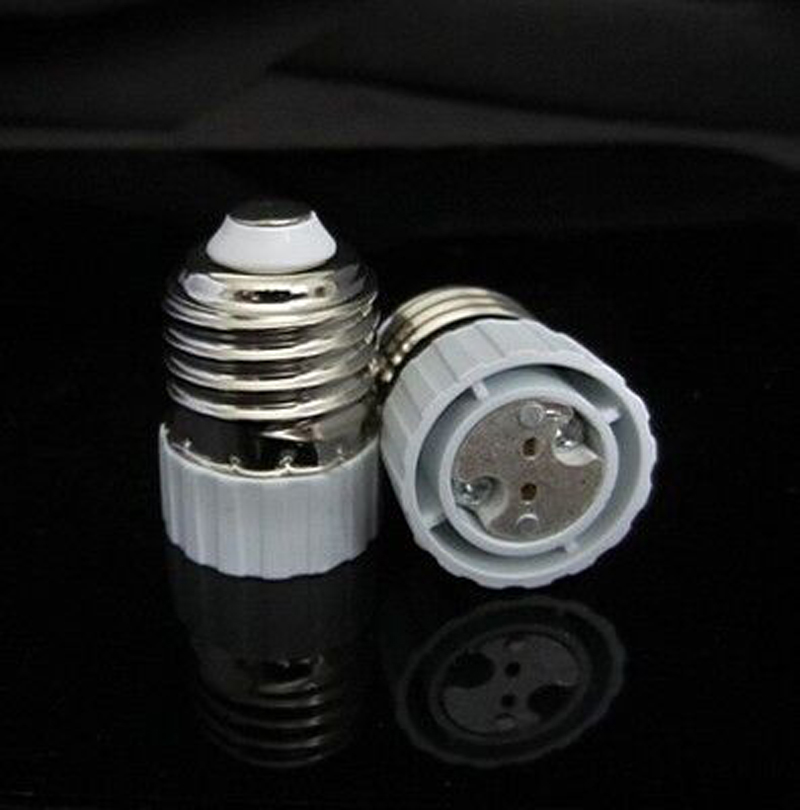 High Quality E27 To MR16 Lamp Holder Adapter Converter Led Halogen White E2shopping