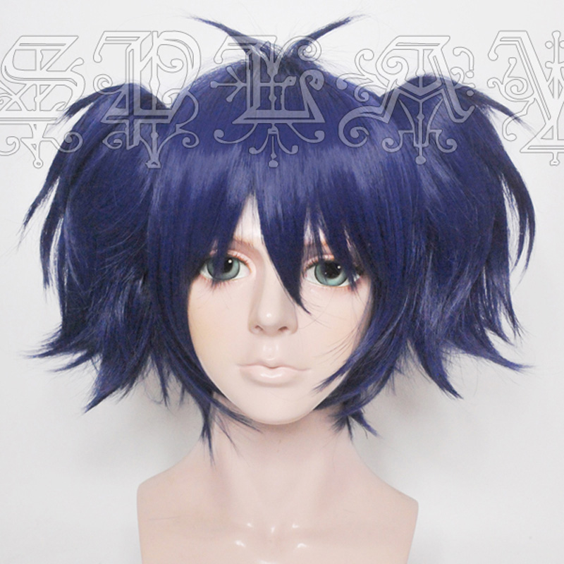 Happy Sugar Life Cosplay Wig Shio Kobe Wigs Heat Resistant Synthetic Hair Perucas Cosplay Wig