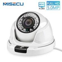 MISECU H.265 Крытый IP Камера 5MP 4MP 3MP дополнительно обнаружения движения мобильный мониторинга оповещение по электронной почте камера onvif CCTV безопасности