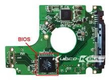 HDD PCB логика совета 2060-701572-002 REV для WD 2.5 SATA ремонта жесткий диск восстановления данных