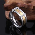 biker jewelry stainless steel ring classic men's signet ring unque present size 7 8 9 10 11 12 13 width 12mm