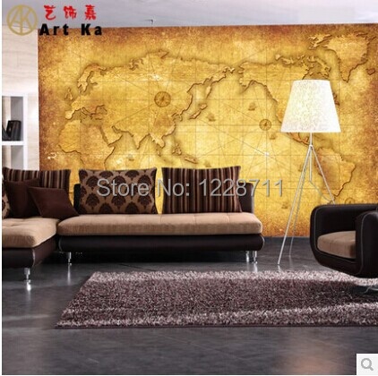 wallpaper map of the world the wall vintage paper wallpaper world ...