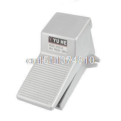 1/4NPT 2 Position 3 Way Nonslip Momentary Pneumatic Foot Pedal Valve Air Switch pneumatic foot valve pedal valve fv420 2 position 4 way