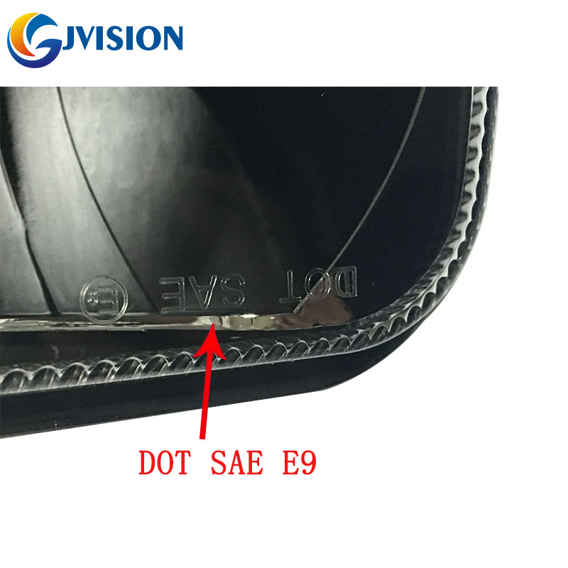 H6054 5X7 պայծառ LED ծխատար լուսարձակ բարձր - Ավտոմեքենայի լույսեր - Լուսանկար 2