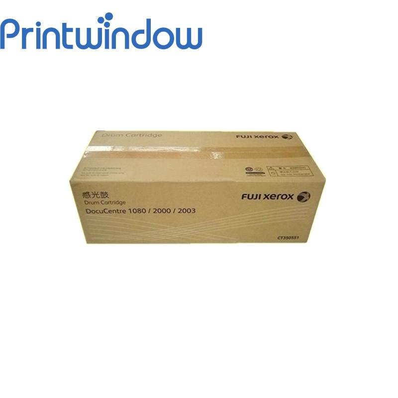 Printwindow New Original Drum Unit  for Xerox DC 1050 1080 2050 2003  CT350869 Drum Cartridge Kit ct350767 ct350593 drum chip for xerox apeosport ii350i 450i 3000 4000 iii3010 4000 jp drum laser printer cartridge refill reset