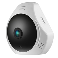 Universal 360 Degree Panoramic Camera Secutity Panoramic Wifi Wireless HD 960P Motion Detection IR Night Vision