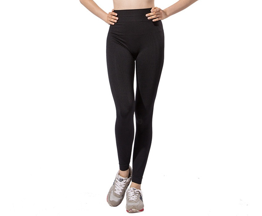 Spot new breathable quick-drying tights moisture wicking running pants autumn and winter womens sports trousers