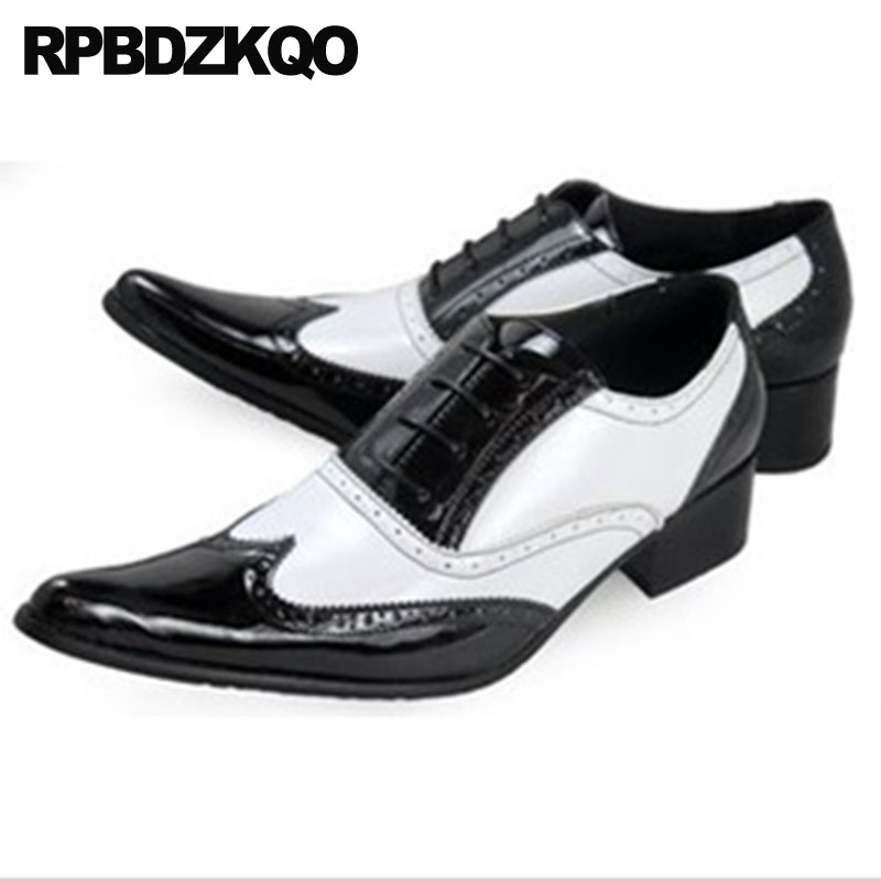 top 8 most popular black and white brogues men brands and