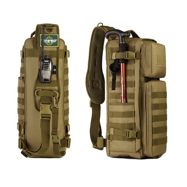 Tactical Assault Backpack Outdoor Camping Climbing Travel Hiking