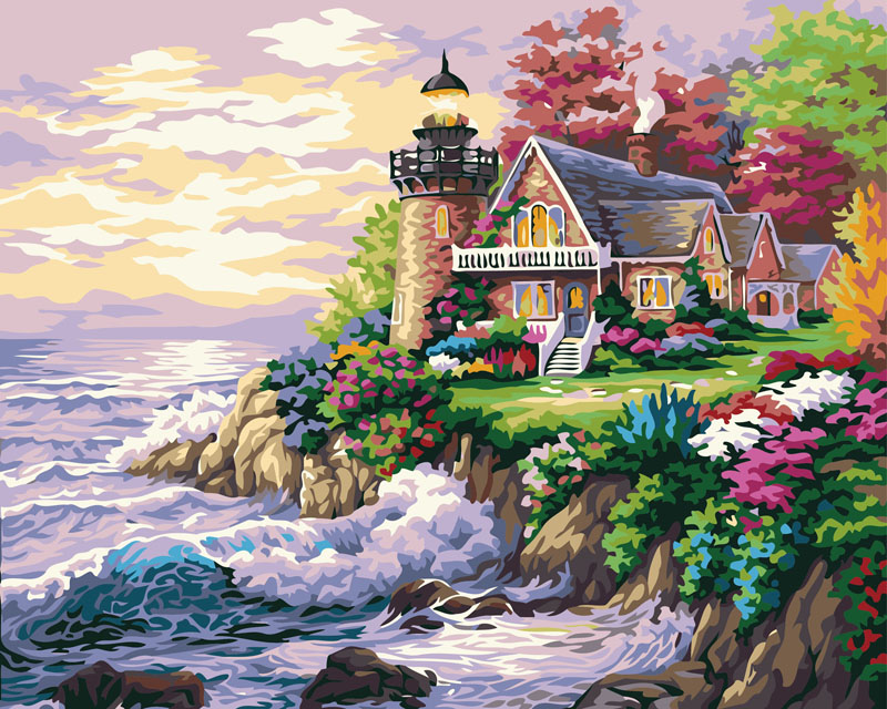 Online buy wholesale french country paintings from china for Country living customer service number