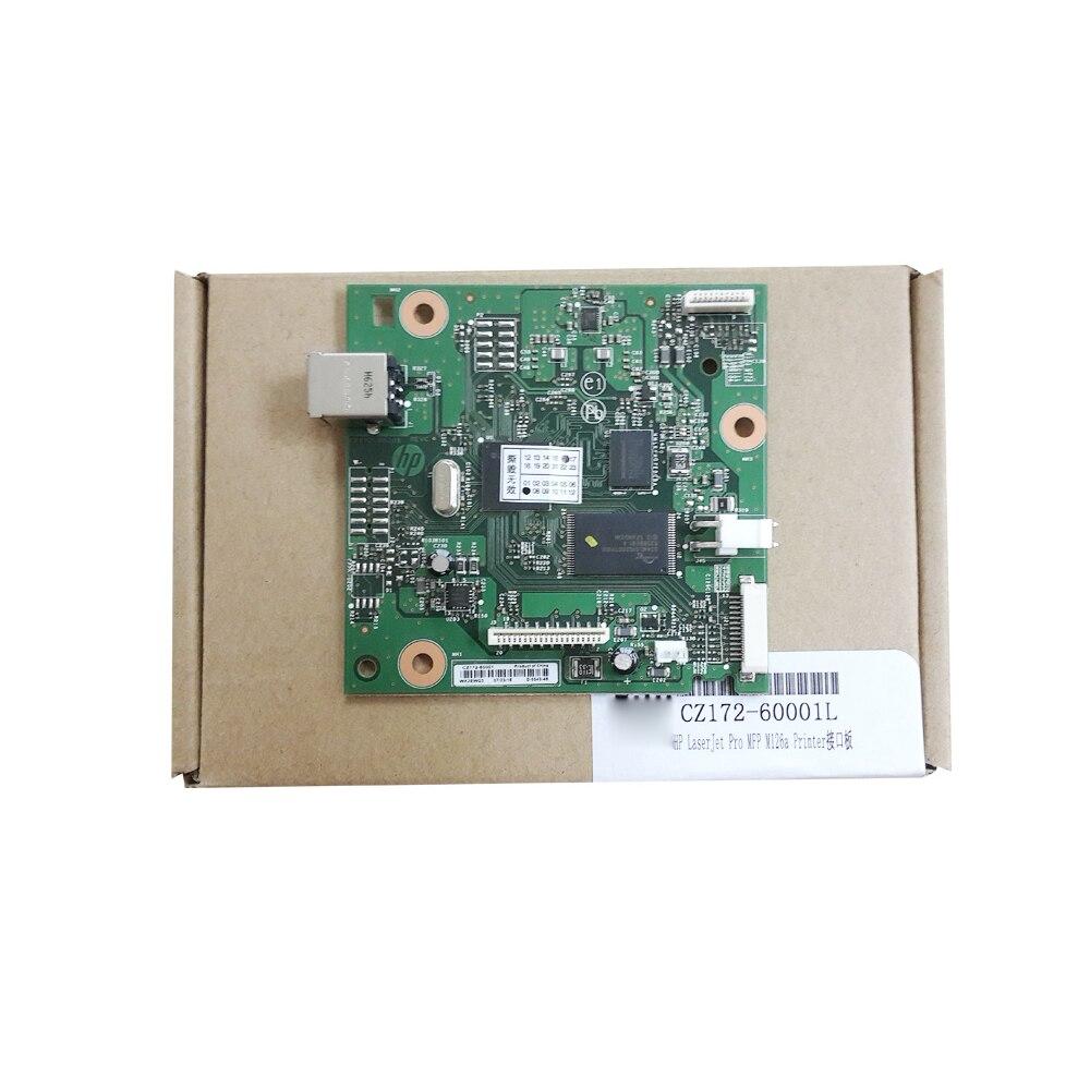 FORMATTER PCA ASSY Formatter Board logic Main Board MainBoard mother board for HP 126 126a Printer