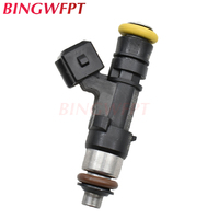 New Fuel Injector for Honda For Audi Mazda Dodge G M 0280158829 Material Iron car accessories