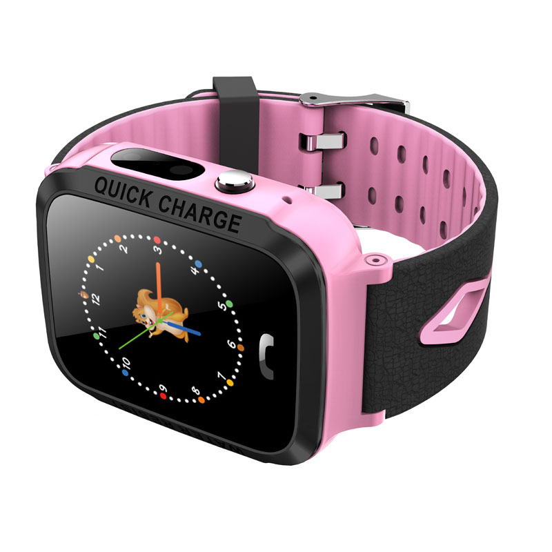 Kids Watch IP68 Waterproof with Camera AGPS Tracker Positioning Color Touch Screen Smart Baby Watch Phone SOS Boys Girls Gift fashion children smart bracelet alarm reminder date agps camera wrist smart band waterproof best smart clock gift for boys girls