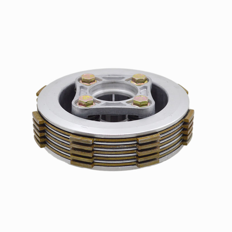 Motorcycle Clutch Friction DIsc Center Outer Clutch Assy for Honda CBT125 CB125T CBT150 CM125 CM150 244FMI 247FMJ