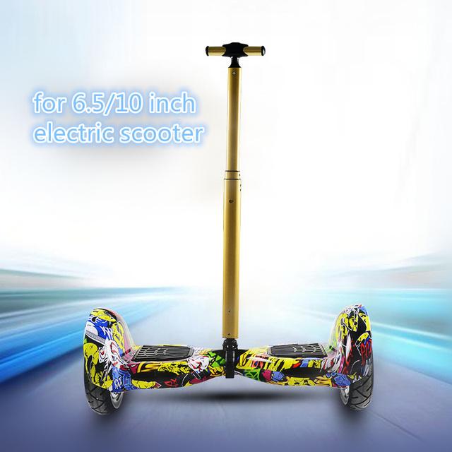eléctrico auto equilibrio Scooter Hoverboard empuñaduras de Rod