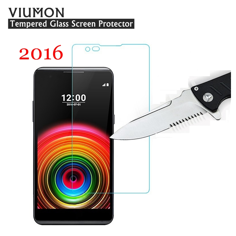 Premium Tempered Glass For LG X Power Screen Protector For LG XPower K220DS K220 LS755 US610 K450 Cover Protective Screen Film