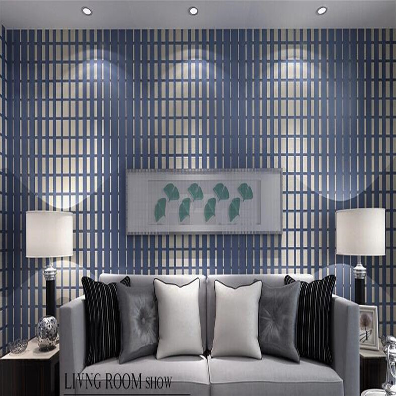 High quality Modern minimalist mosaic background wall paper embossed wallpaper roll 3D stereo TV Non-woven living room bedroom ароматическая свеча yankee candle лемонграсс и имбирь lemongrass