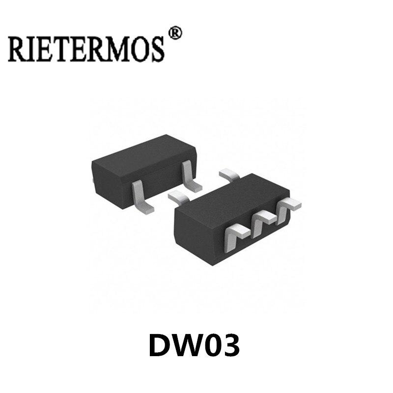 5PCS X DW8505A SOT23-5 DONGWOON