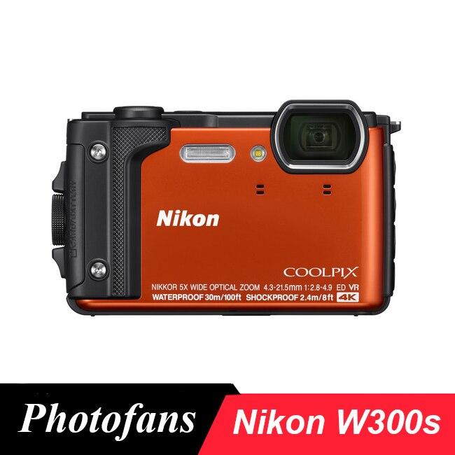 Nikon COOLPIX W300s Digital Camera Waterproof cameras