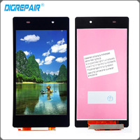 D6503 Lcd Black For Sony Xperia Z2 L50W D6502 D6503 LCD Display Monitor Digitizer Touch Screen