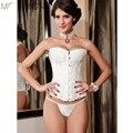 TITIVATE Moonight waist corsets shaper black overbust corset steel waist cincher shaper belt body shapers for women