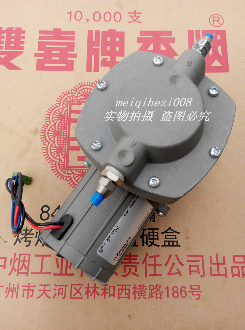 Second Hand Imported American Original Rietschle Thomas Dc Compressor Wiring Diagram Vacuum Pump 907bdc22 24 C 24v 42a In Pumps From Home Improvement On