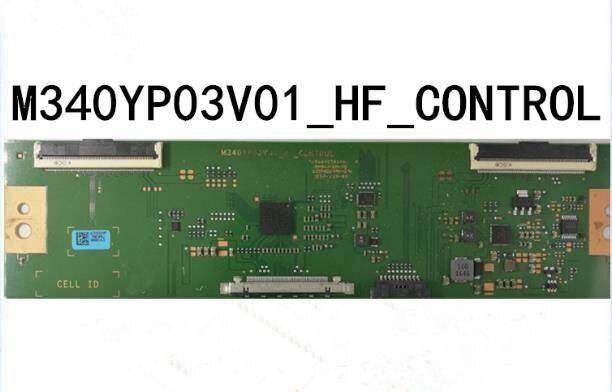 Test dorigine 100% pour carte logique M340YP03V01_HF_CONTROLTest dorigine 100% pour carte logique M340YP03V01_HF_CONTROL
