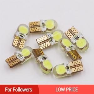 Image 1 - 1PC Car LED T10 W5W 194 168 Light Bulb 12V White Auto Parking Lights Interior Dome Reading Lamp Turn