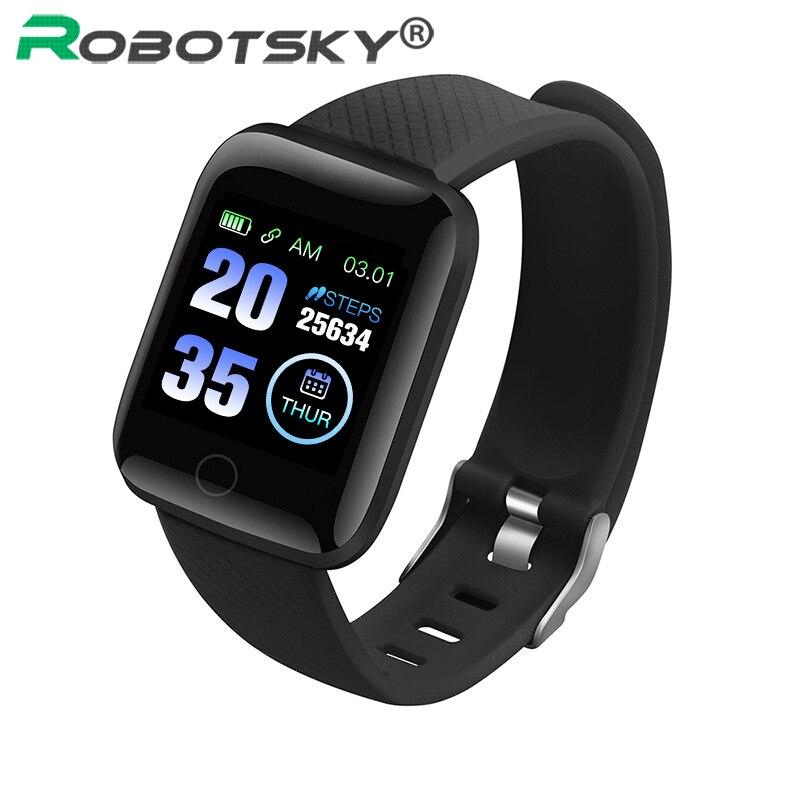 D13 Inteligente Pulseira Bluetooth Lembrete Mensagem de Calorias da Frequência Cardíaca À Prova D' Água Homens Múltipla Código Esporte Relógio Inteligente Relógio Wearable