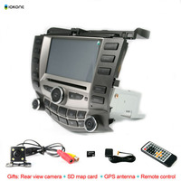 In Dash Car DVD Player For Honda Accord 7 2003 2007 With GPS Navi BT Radio