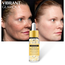 2019 Hot 24K Gold Essence Anti-wrinkle Firming Whitening Anti-aging Face Moisturizing Brighten SJ66