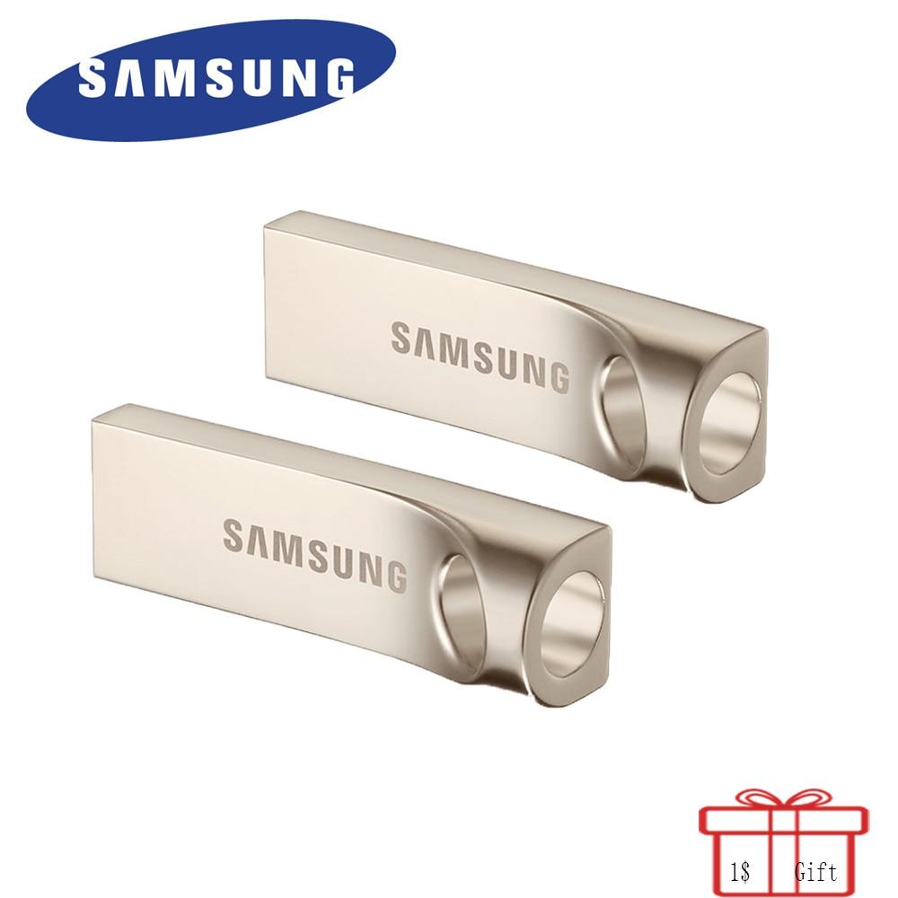 SAMSUNG USB3.0 Pendrive 150MB/s 32GB 64GB 128GB USB Flash Drive Metal Mini PenDrive Memory Stick Storage Device U Disk Free Ship