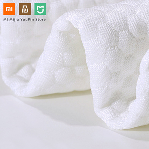 Image 4 - Original Xiaomi 8H Tri curved Cool Feeling Slow Rebound Memory Cotton Pillows H1 Super Soft Antibacterial Neck Support Pillows